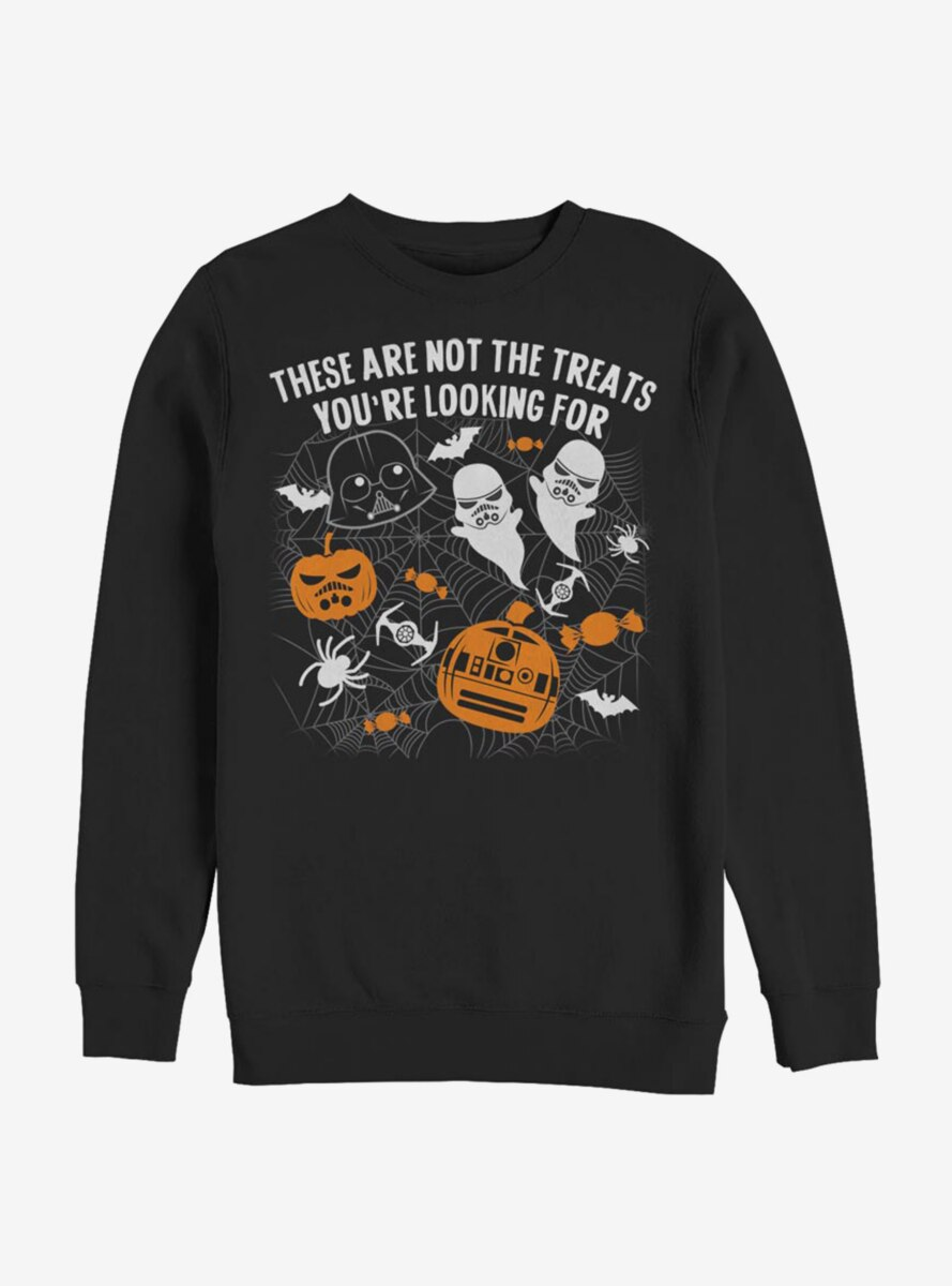 Star Wars Not the Treats Sweatshirt