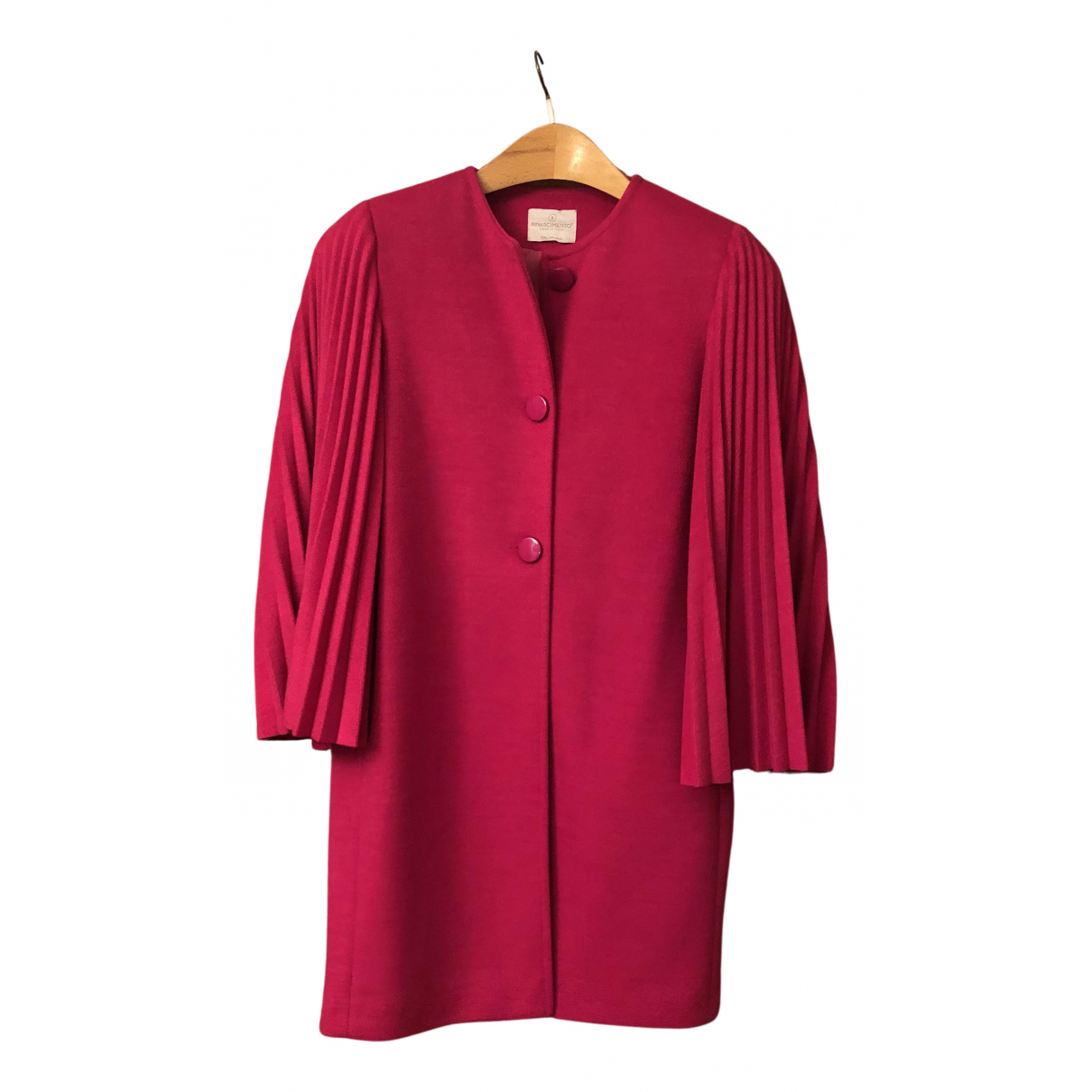 Non Signé / Unsigned N coat for Women S International