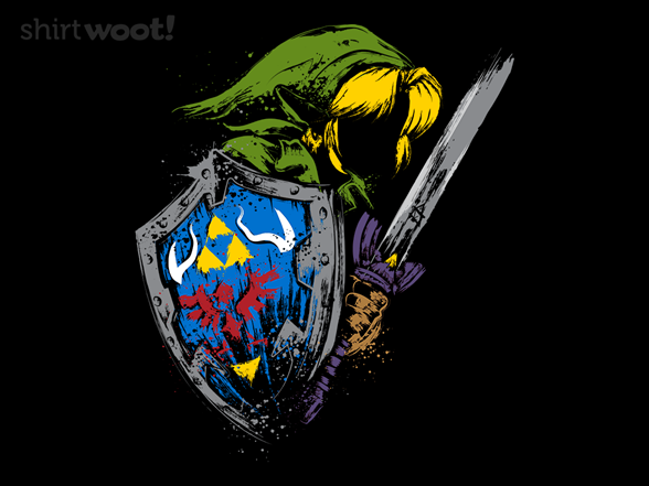 Hyrule Warrior T Shirt
