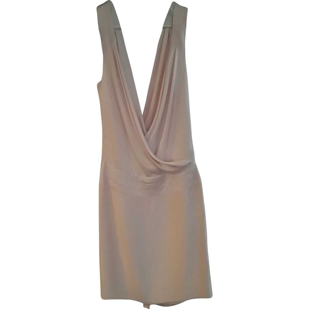 Zadig & Voltaire \N White dress for Women 40 FR