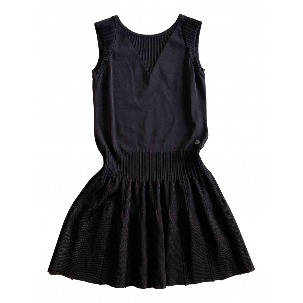 Chanel \N Black dress for Women 38 FR