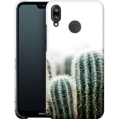 Huawei P20 Lite Smartphone Huelle - Cactus 1 von Mareike Bohmer