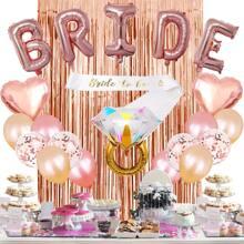 25pcs Wedding Decorative Balloon Set