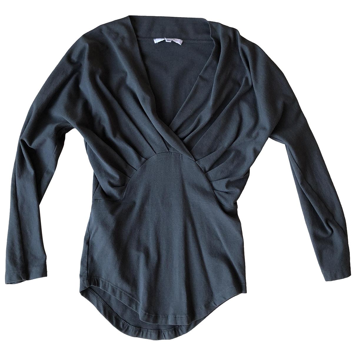 Carven - Top   pour femme en coton