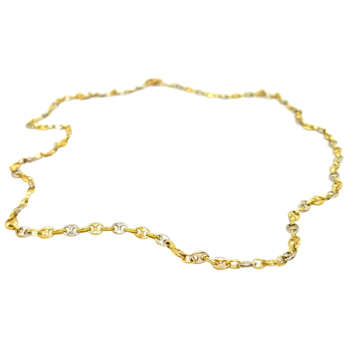 Non Signe / Unsigned \N Kette in  Gold Gelbgold