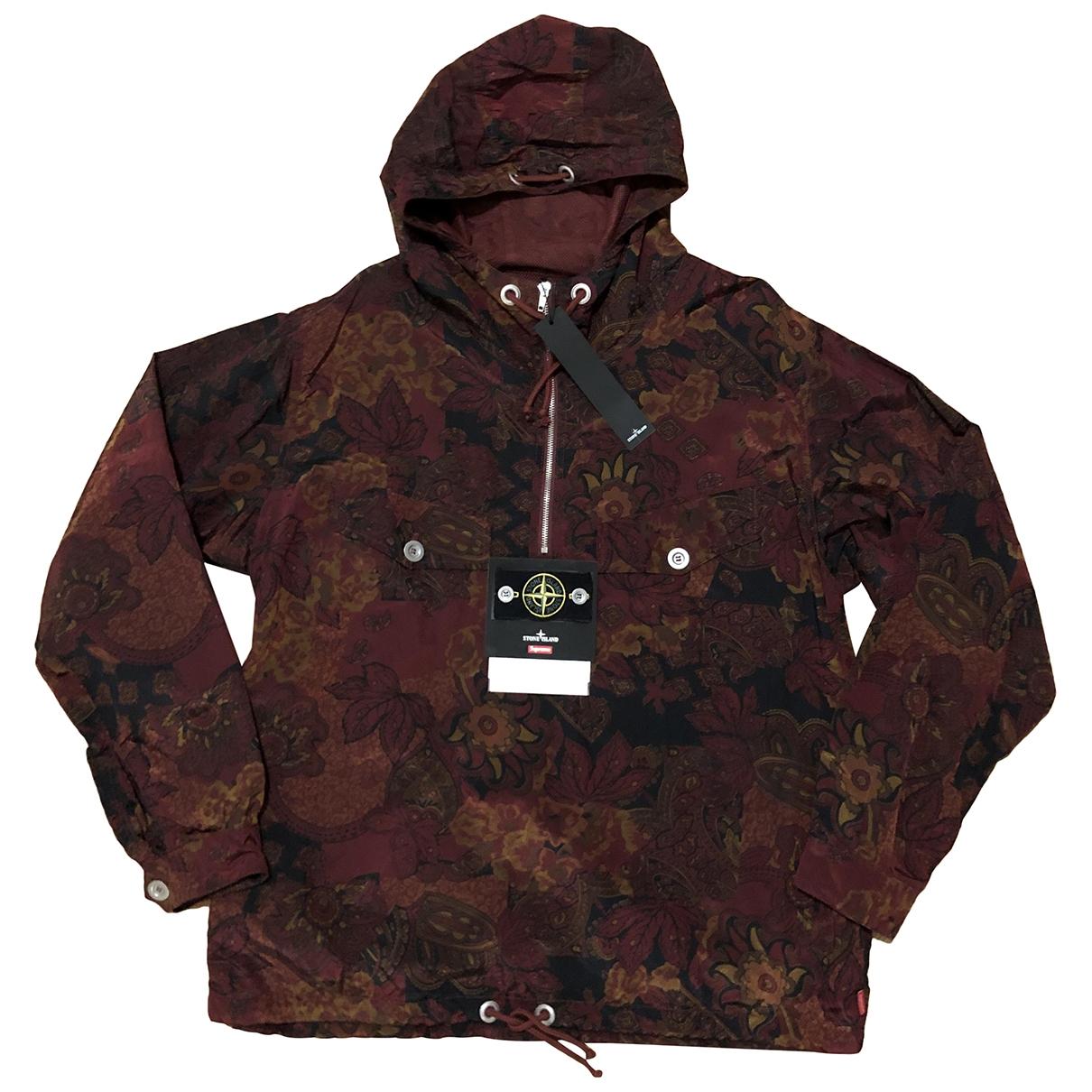 Supreme X Stone Island \N jacket  for Men XL International