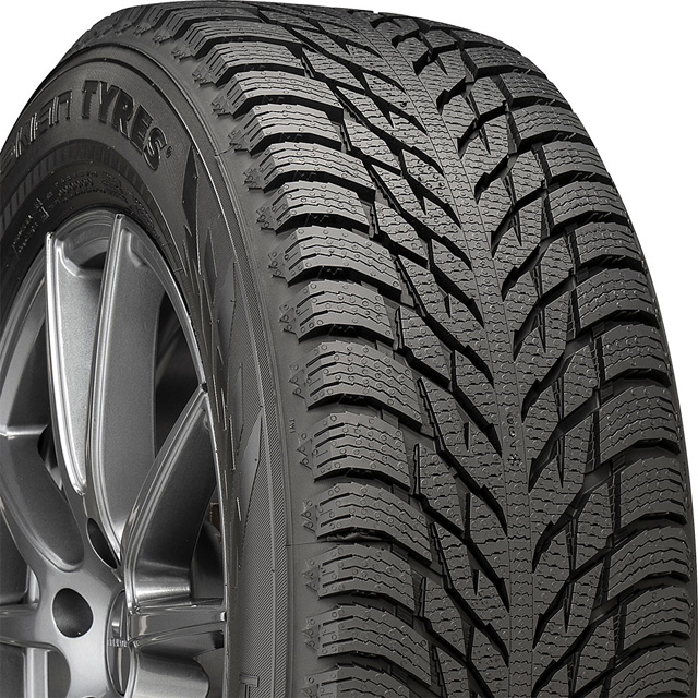 Nokian Tire T430656 Hakkapeliitta R3 SUV 255 /65 R17 114R XL BSW