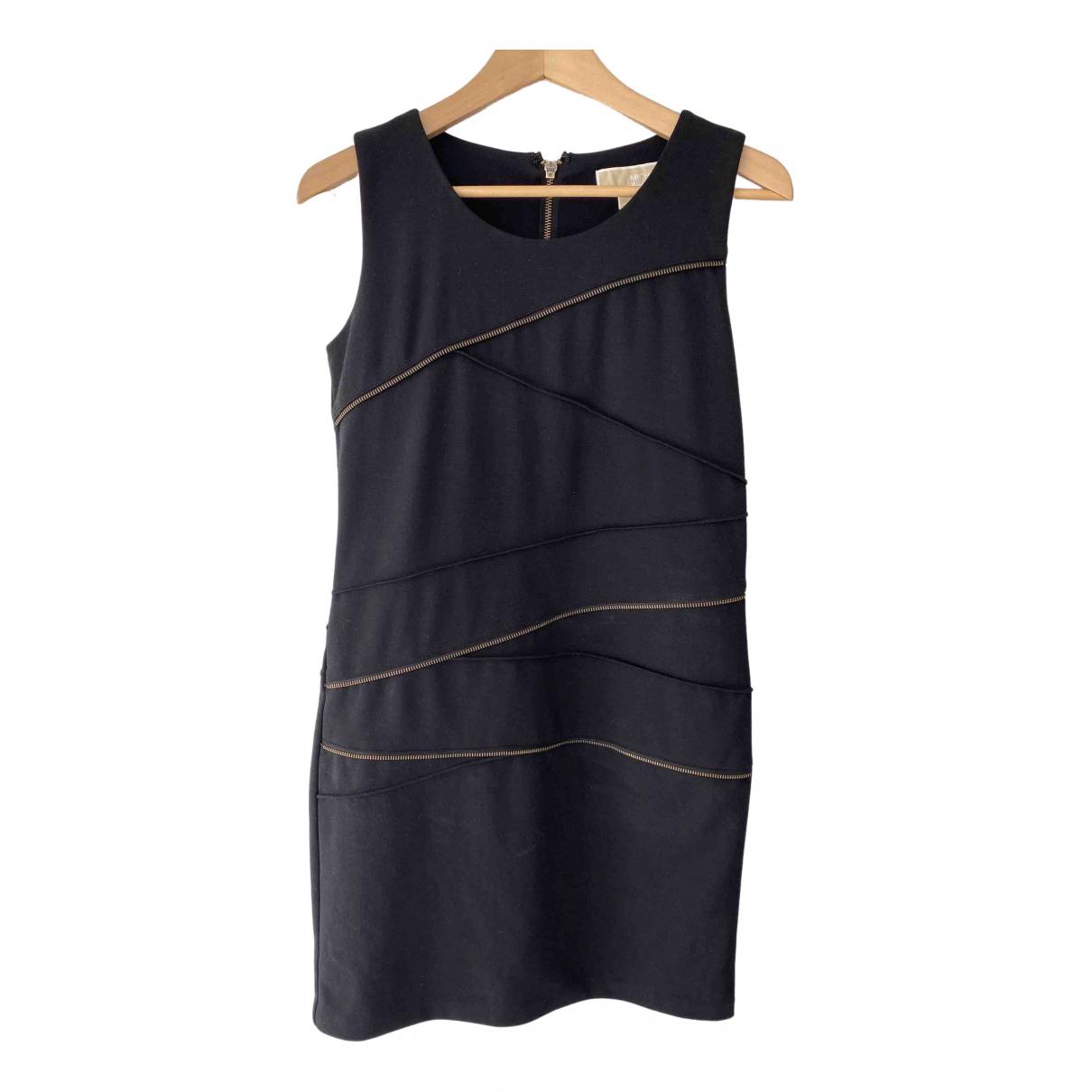 Michael Kors \N Kleid in  Schwarz Polyester