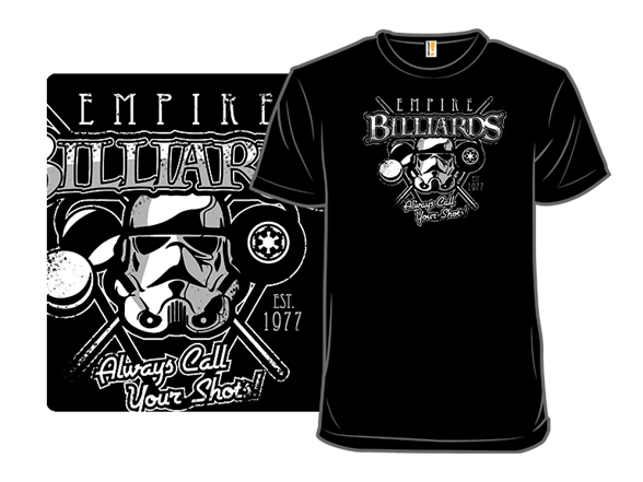 Empire Billiards T Shirt