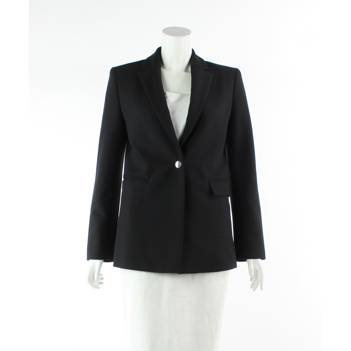 Maje \N Black jacket for Women 36 FR