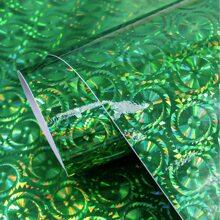 1sheet Metallic Pattern Wallpaper Sticker