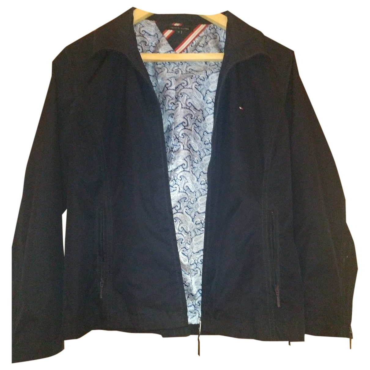 Tommy Hilfiger \N Blue jacket for Women 38 FR