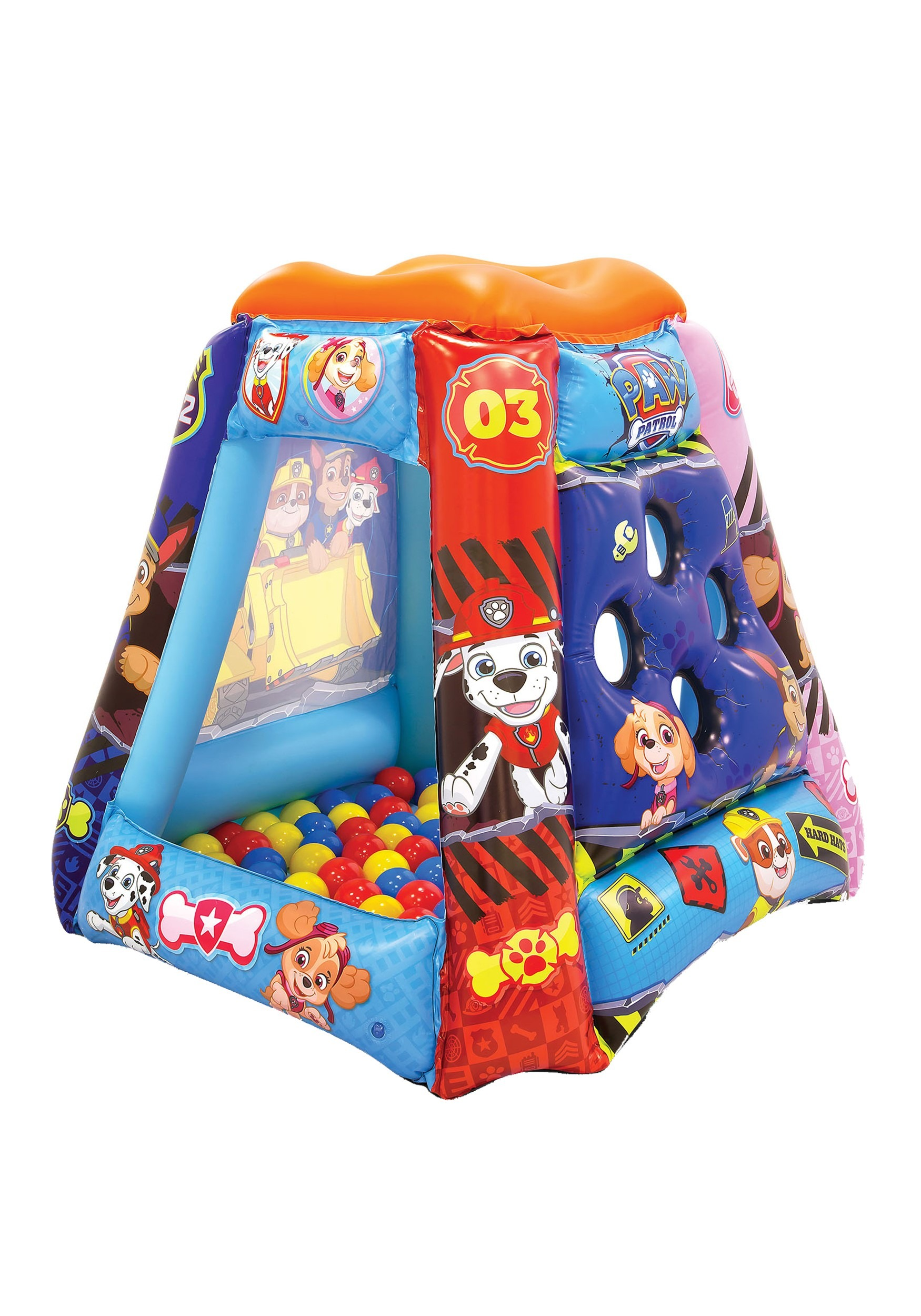 Paw Patrol Playland with 20 Balls for Kids