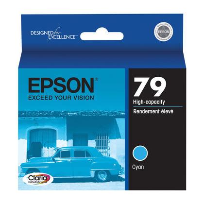 Epson T079220 cartouche d'encre originale cyan