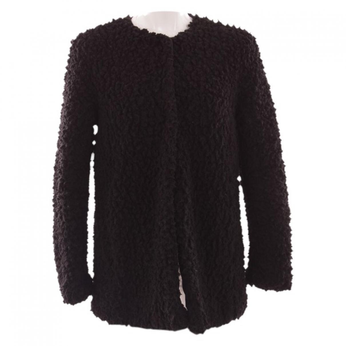Marc Cain \N Black jacket for Women 42 FR