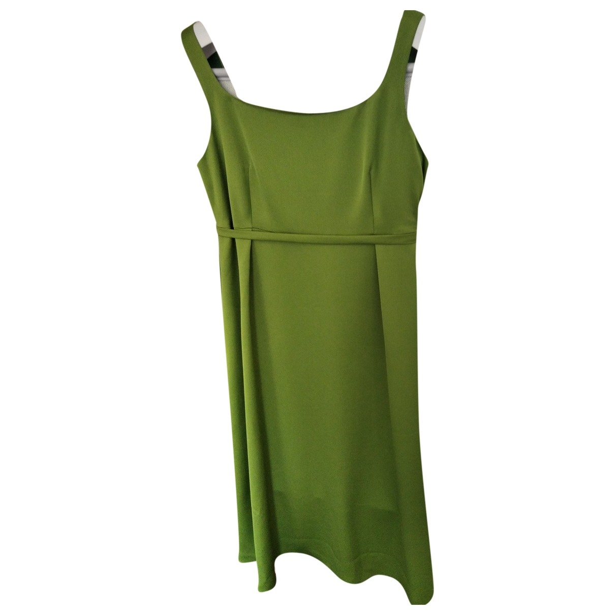 Non Signé / Unsigned \N Green dress for Women 42 FR