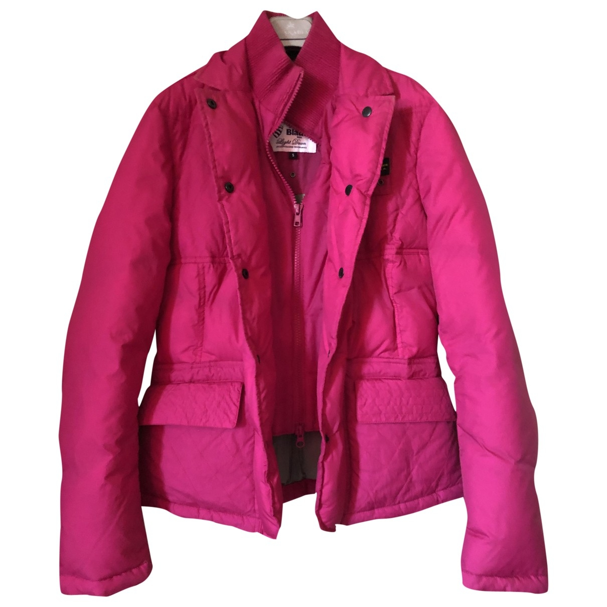 Blauer - Veste   pour femme - rose