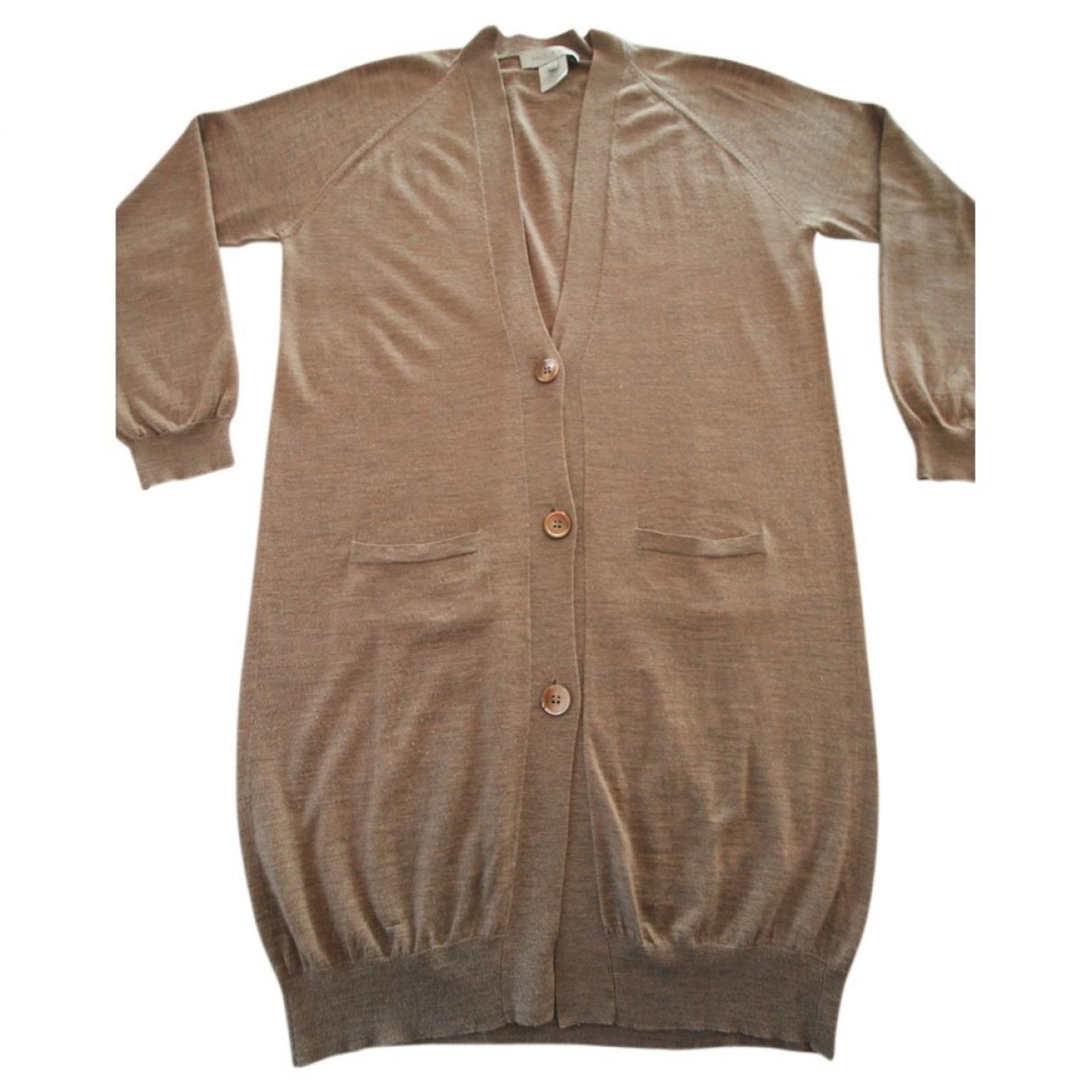 Paul & Joe \N Pullover in  Kamel Wolle