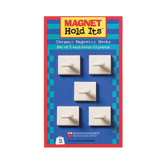 Ceramic Ceiling Hook By Dowling Magnets   Michaels®