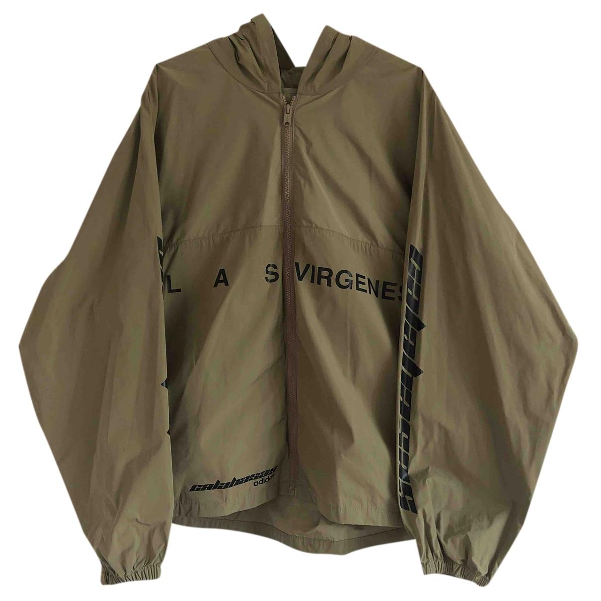 Yeezy X Adidas N Beige jacket  for Men M International