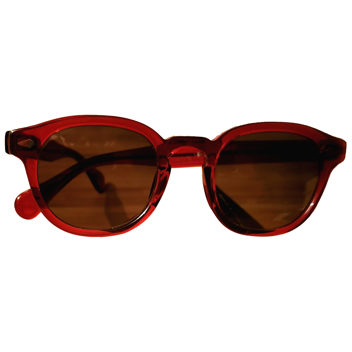 Moscot \N Red Sunglasses for Men \N