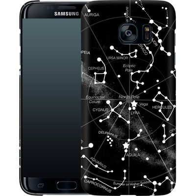 Samsung Galaxy S7 Edge Smartphone Huelle - Constellations von Terry Fan