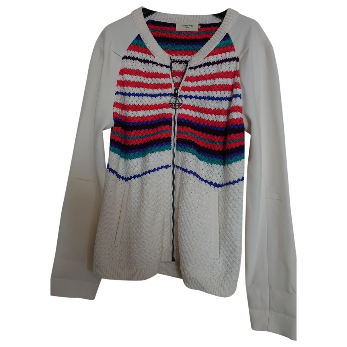 Eleven Paris \N Beige Cotton Knitwear for Women 40 FR