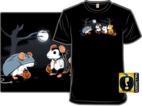 Click Or Treat T Shirt