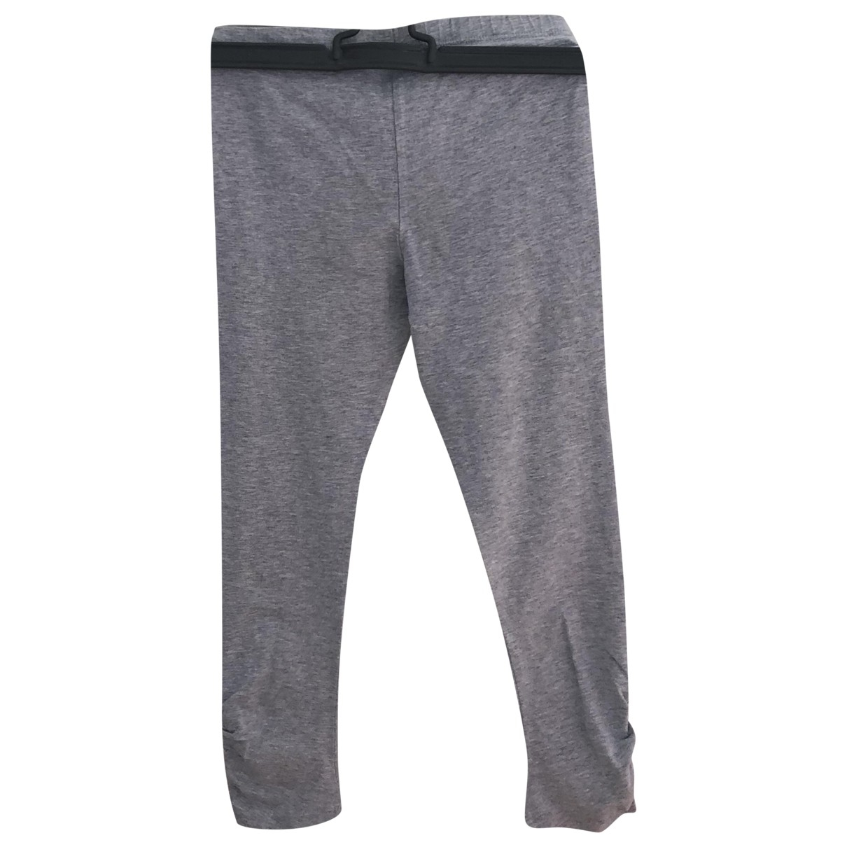Gucci \N Grey Cotton Trousers for Kids 6 years - up to 114cm FR