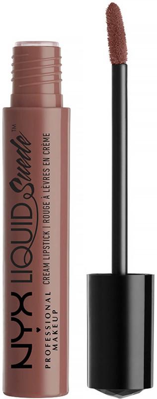 Liquid Suede Cream Lipstick - Brooklyn Thorn