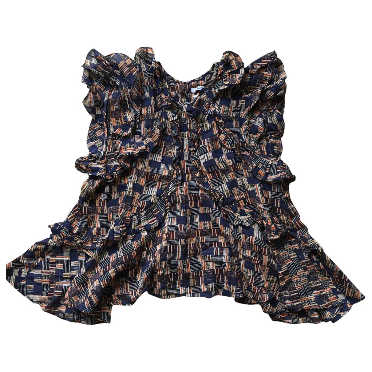 Isabel Marant Etoile \N Multicolour Cotton  top for Women 42 FR