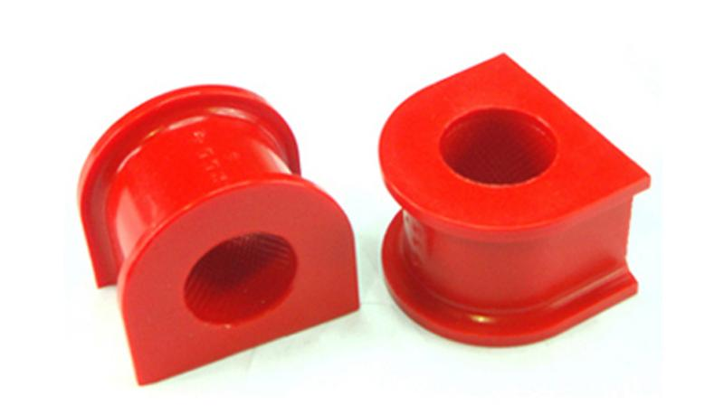 Pedders Suspension PED-EP3508/26 BUSHING KIT - FRONT SWAY BAR Front