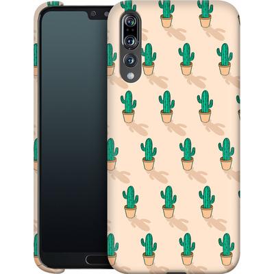 Huawei P20 Pro Smartphone Huelle - Cactus Pot von caseable Designs
