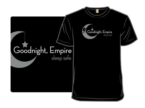 Goodnight, Empire T Shirt