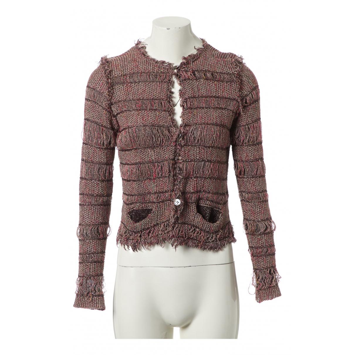 Isabel Marant \N Multicolour Linen Knitwear for Women 36 FR