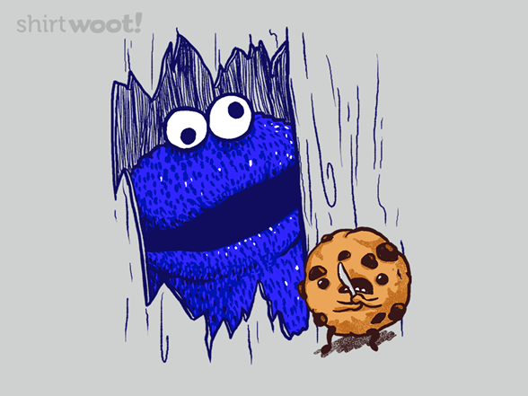 Little Cookie Let Me In! T Shirt
