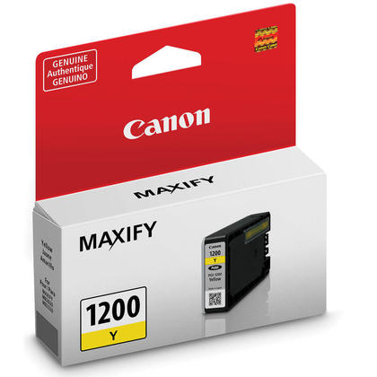 Canon PGI-1200Y Original Yellow Ink Tank