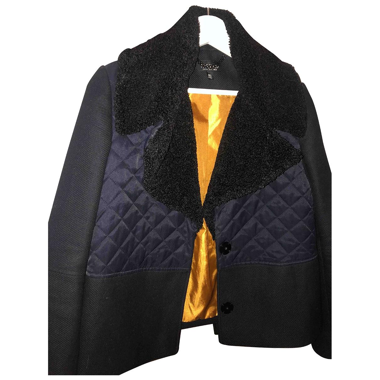 tophop Boutique \N Blue coat for Women 8 UK