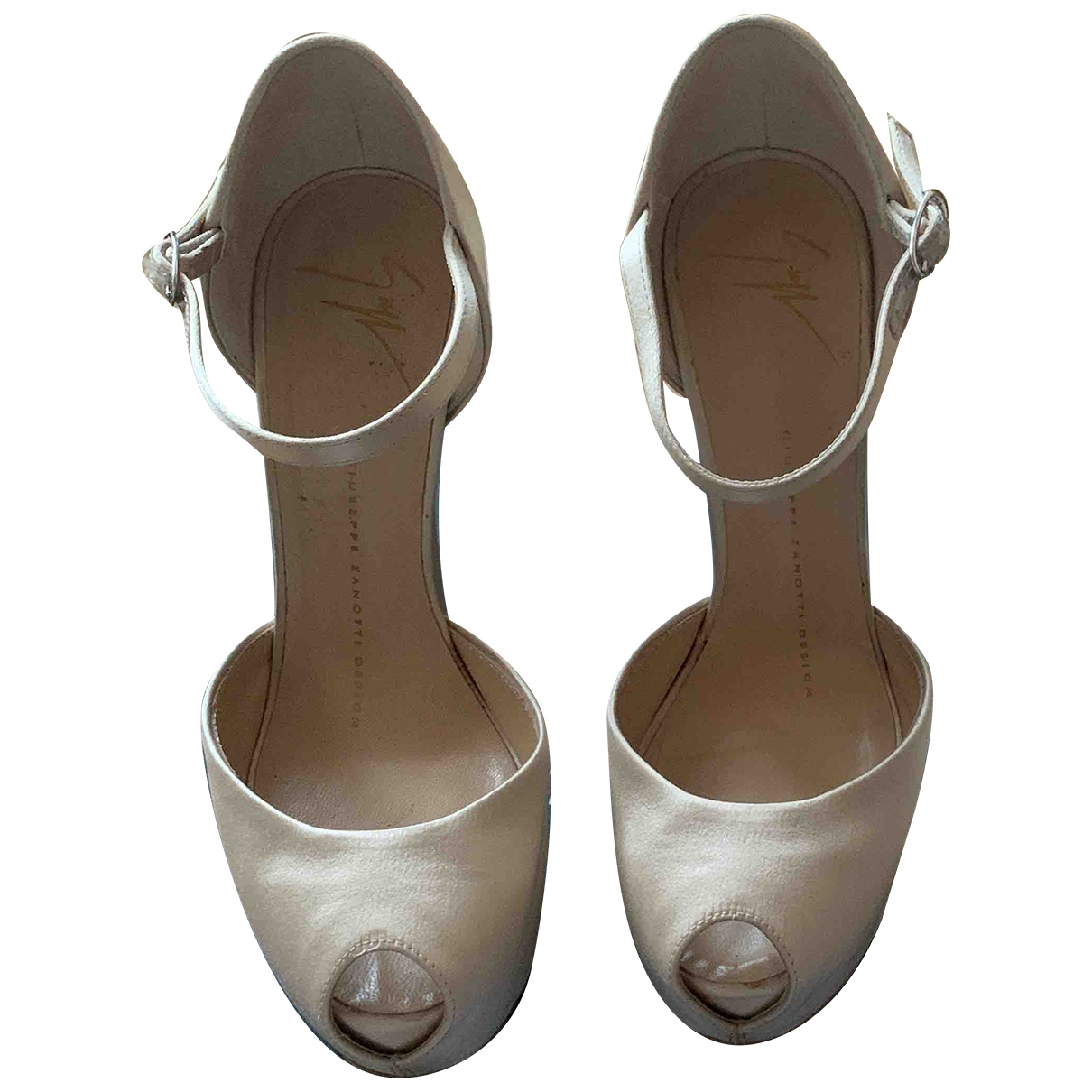 Sandalias de Lona Giuseppe Zanotti