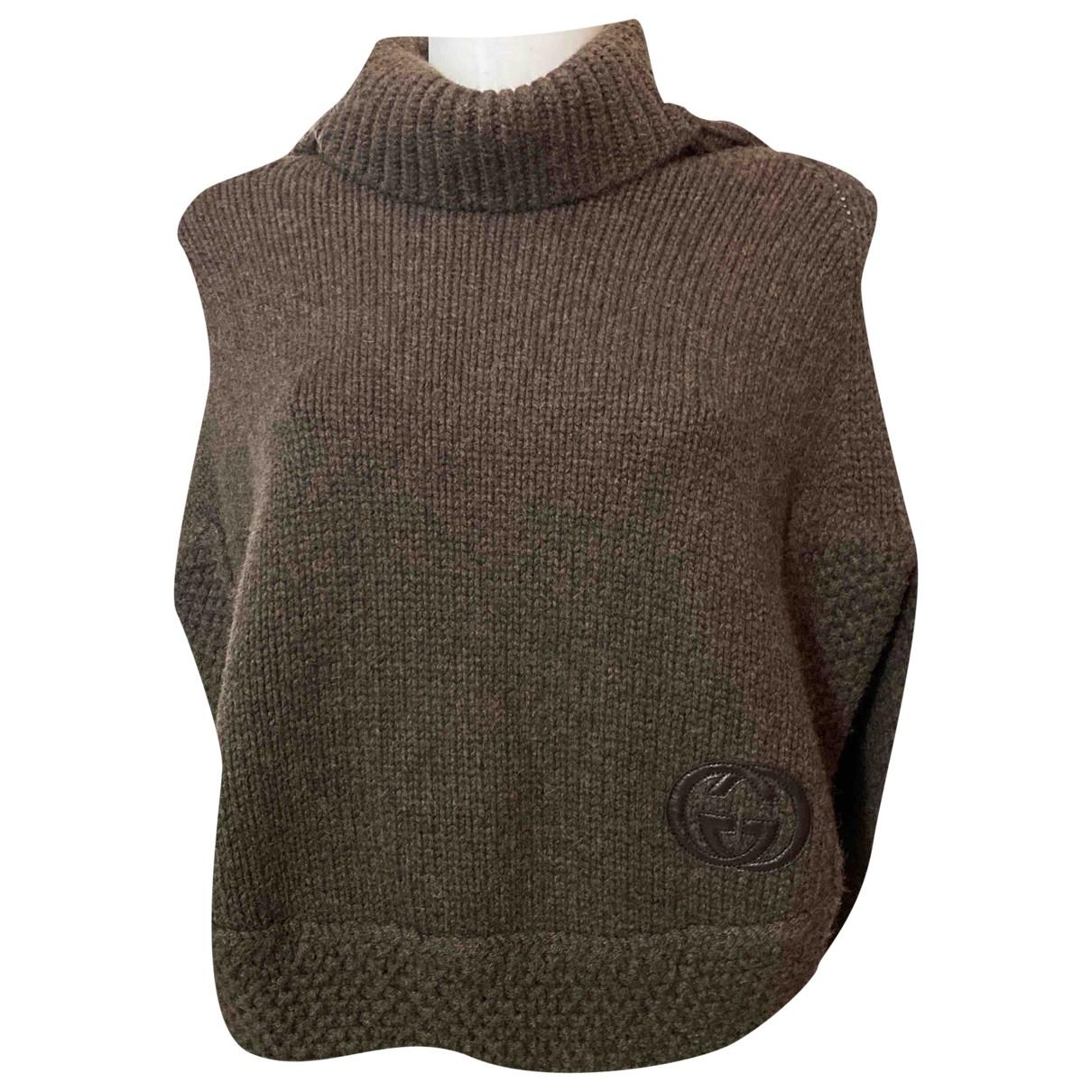 Gucci \N Wool jacket for Women XS International