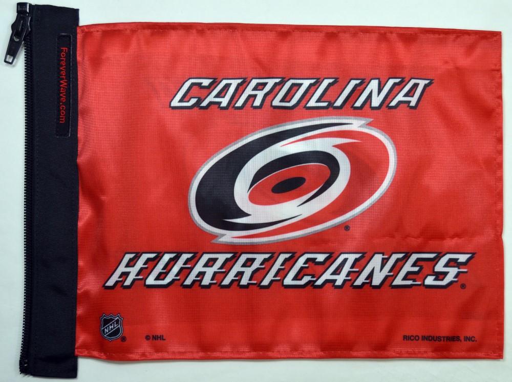Forever Wave 5429 Carolina Hurricanes Flag