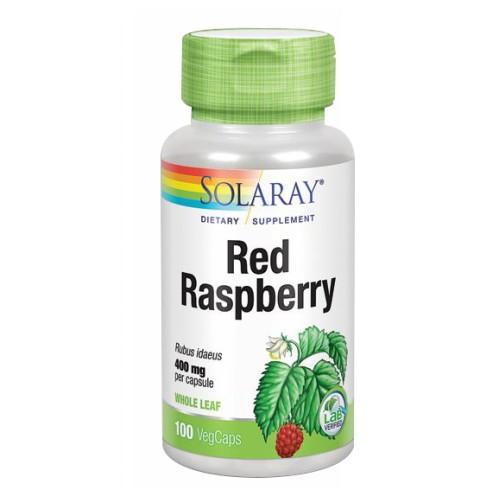 Red Raspberry 100 Caps by Solaray