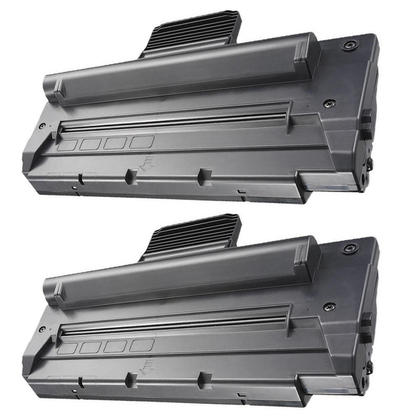 Compatible Samsung ML-1710D3 Black Toner Cartridge - Economical Box - 2/Pack
