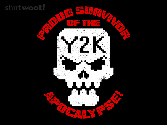 Y2k Survivor T Shirt