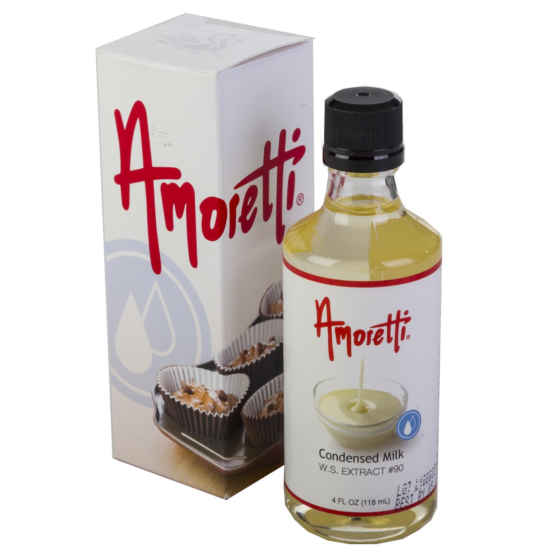 Amoretti Condensed Milk Extract 4 fl. oz. #90