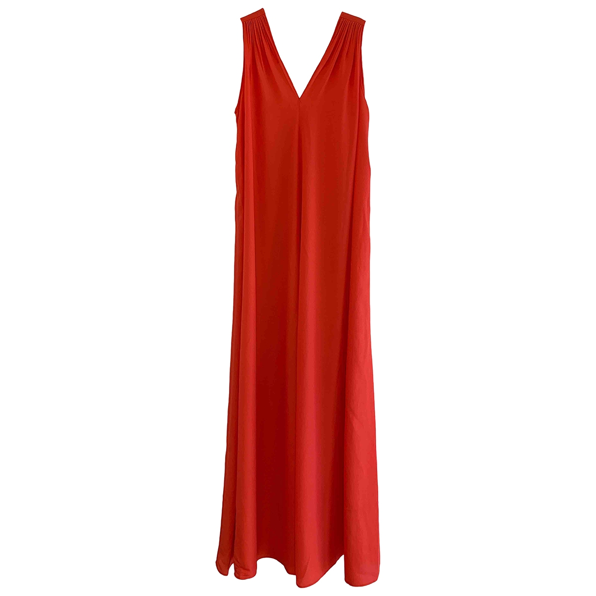 Pinko \N Orange dress for Women 40 IT