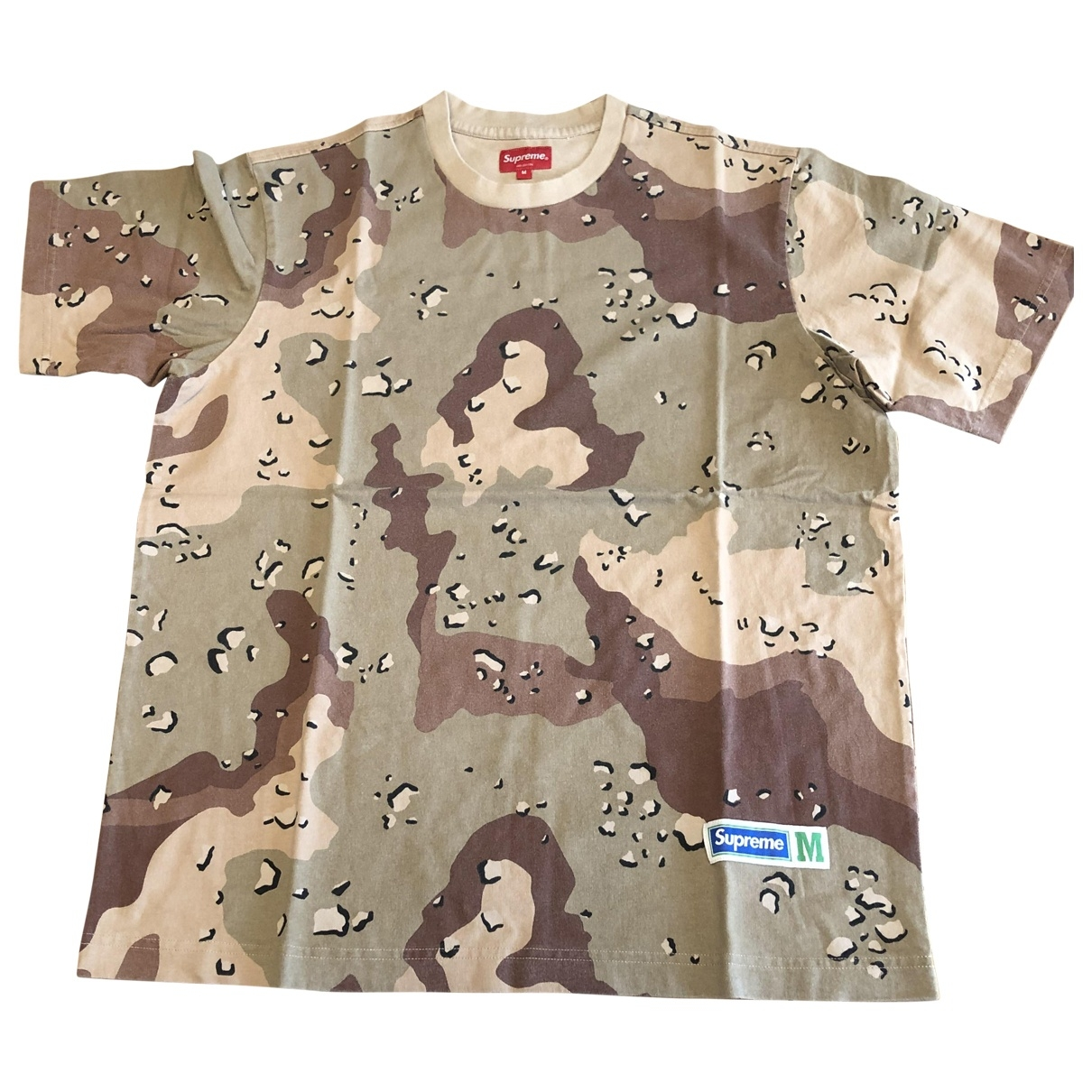 Supreme \N T-Shirts in  Bunt Baumwolle