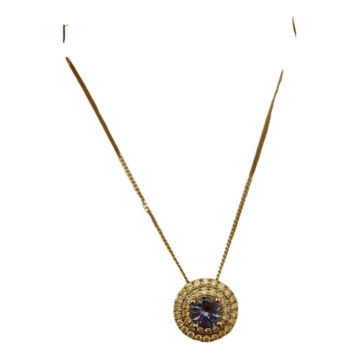 Collar de Oro blanco Goldsmiths