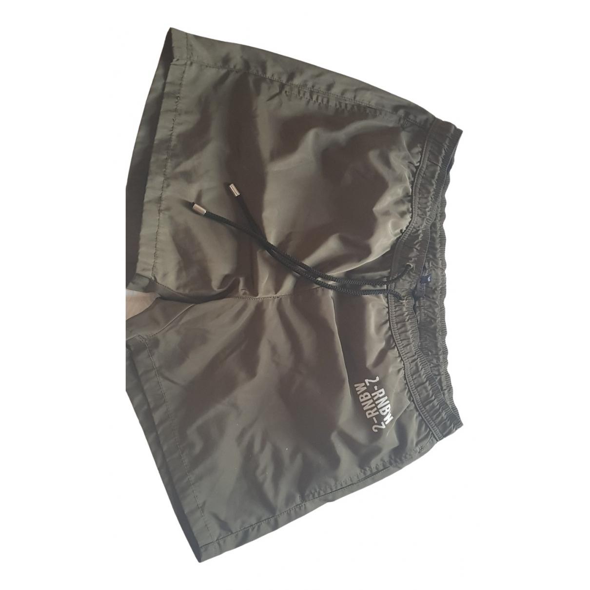 Gas \N Badeanzug in  Gruen Polyester