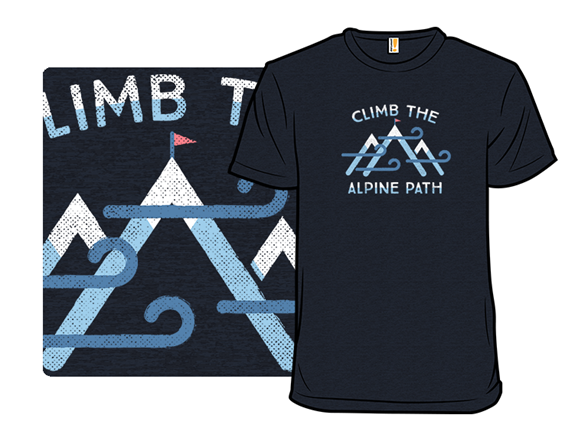 Alpine Path T Shirt